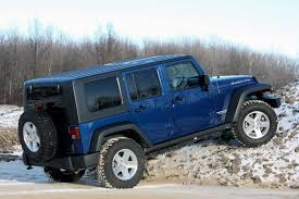 the beauty of the four door wrangler unlimited is that it still packs the rugged looks of the iconic two door but in stretched form as long time admirers
