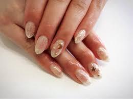 ジェルワンカラー ラメ ワンカラー 星 月nail Salon Primrose