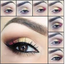 tropical makeup diy tutorial