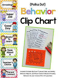 Behavior Clip Chart System And Another Big Sale Mrs