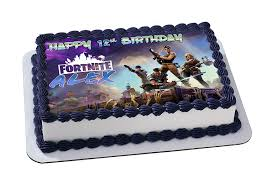 Amazoncom Battle Royale Edible Image Cake Topper Personalized