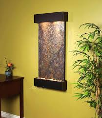 water fountains wall water features by material whispering creek slate wall water feature slate water wall water fountains wall