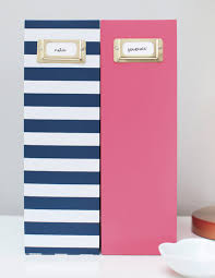 Cute Magazine Holders Cute striped magazine holder httprstylemenpwjihnyg41 Blue 1