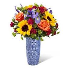 the ftd touch of spring bouquet
