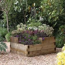 forest caledonian tiered raised bed 3