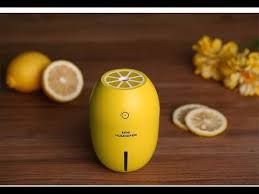 Обзор <b>Увлажнителя</b> Воздуха Lemon <b>Humidifier</b> mini - YouTube