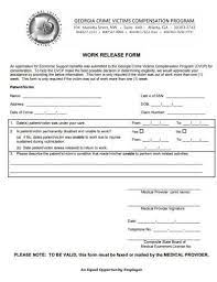 Don't work outside your restrictions Example Of Medical Release Form Hudsonradc