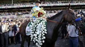 Pharoah is horse racing\u0027s Triple Crown prince with Belmont win