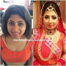 new delhi natasha gupta make up artist