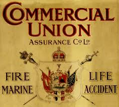commercial union extract from calendar 1912