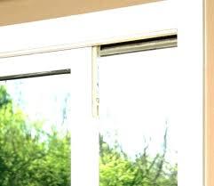 sliding glass door closer sliding glass door safety ultra glide sliding glass door closer and safety