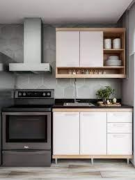 Renovações de cozinha são as mais populares reformas que as pessoas gostam de fazer. Armario De Cozinha 95 Ideias E Dicas Para Escolher O Melhor