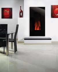 gazco studio electric 22 glass wall mounted electric fire