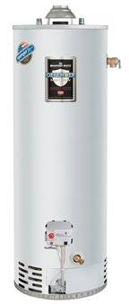 30 gallon gas water heater. Contemporary Gas Bradford White MI30T6FBN337 30 Gallon Natural Gas Water Heater With