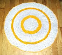mustard yellow area rug