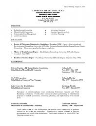 Direct Care Counselor Resume Residential Counselor Resume Sample