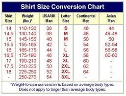 Size Conversion Chart Jeans 36 True Versace Jeans Size Chart