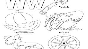 letter n coloring pages letter w coloring pages coloring pages for kids letter w letters and