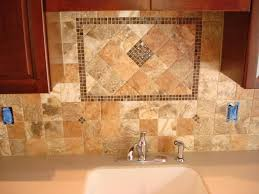 Travertine Kitchen Backsplash Kitchen Designs Kitchen Backsplash Tile Ceramic White Cabinets