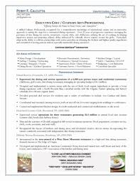Sous Chef Resume Premium Sous Chef Resume Skills Awesome Executive