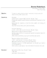 Medical Receptionist Resume Beauteous Sample Medical Receptionist Resume Sample Resume For Medical