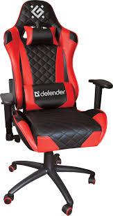 Игровое <b>кресло Defender</b> Dominator CM-362 Красный, класс 4 ...