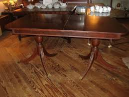 antique round oak table with leaves satisfying 13 best duncan phyfe dining table images on