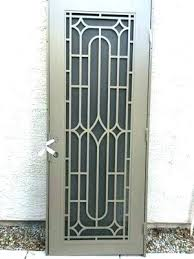 image of security doors at depot interior glass doors double security doors sliding