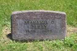 "Aramanda Octavia ""Amanda"" Gardner Terry (1855-1939) - Find A Grave Memorial"