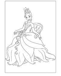 Principessa Tiana Disegni Gratis Da Colorare Wallpapers Categoria