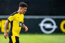 Jadon malik sancho is a professional english footballer. Jadon Sancho Manchester United Dortmund Troll And Rule Out Transfer