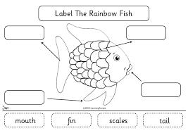 The Rainbow Fish by Marcus Pfister : Teacher Resource | kiddyhouse.com
