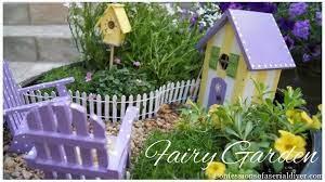 my fairy garden