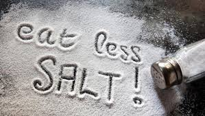 Daily Sodium Intake Chart Salt And Athletes Shake It Or Leave It Active