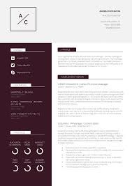 Printable Resume Template Sample Resume Layout Tips And Tricks