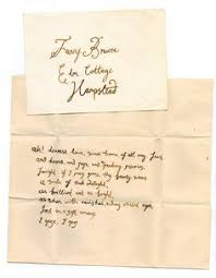 age old tree ann whittaker john keats valentine s the nerve  a note from john keats to his dearest love fanny brawne why do we