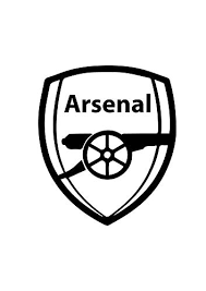 Arsenal logo png arsenal is a famous british football club, which was established in 1886 by david danskin. Isee 360 Opel Corsa Car Sticker Arsenal Fc Logo Sides Hood Bumper Vinyl Black Decals 7 62 X 6 36 Cms Amazon In Car Motorbike