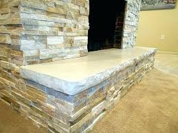concrete fireplace hearth full size of ideas decorating brick hearths precast fireplaces design amazing awesome cost