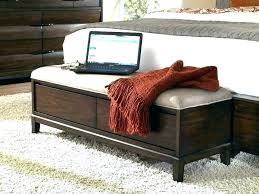 bed bench storage sydhavninfo bed bench with storage end of bed storage bench ikea uk bedroom benches