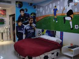 Magnificent Soccer Bedroom Decor Minimalist On Storage Gallery For .