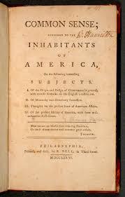 the american revolution talekeeper common sense