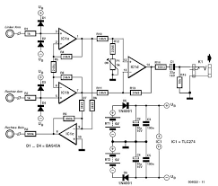 electronics forum > ecg amplifier circuit the person posting this th and i don t not know how to attach the schematic here here is a link to it