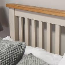 Portland Bedroom Furniture Portland Painted Bed 5ft 150cm Kingsize Bed Portland Furniture