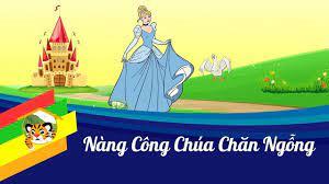 Kể truyện cho bé - Nàng công chúa chăn ngỗng