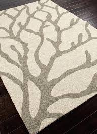 coastal area rugs living collection c indoor outdoor rug in white by on coastal area rugs