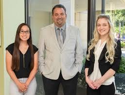 Ashley Haught, Dr. Angelo Georges, Sierra Moore - WLU: News ...