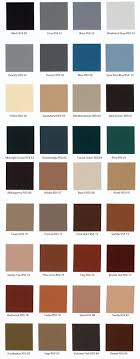 Behr Solid Concrete Stain Color Chart In 2019 Concrete