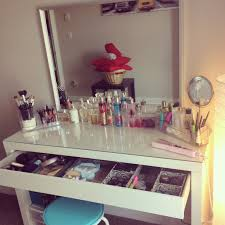 Makeup Tables For Bedrooms Ikea Malm Dressing Makeup Table Good Ideas Diy Pinterest