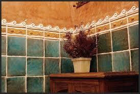 Badezimmer Fliesen Mediterran Dekoration Parsvendingcom