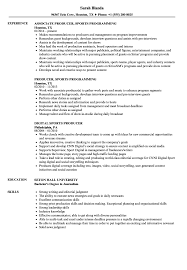 Resume For On Campus Jobs Sports Producer Resume Sample Samples Velvet Jobs Interview Pdf 17